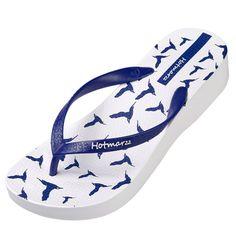 918fd49b91dc Women s Seagulls Wedge Flip Flops Platform Sandals High Heel Slippers -  CR17Y0U7GI5