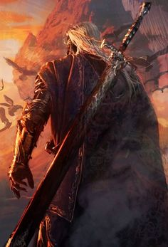 Anomander Rake (The Malazan Book of the Fallen)