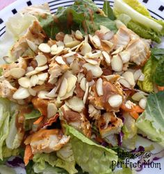 Not So Perfect Mom: Thai Chicken Salad