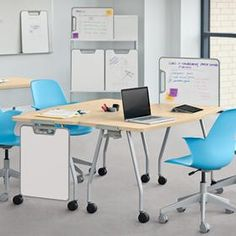 Verb Chevron Table | Steelcase Store