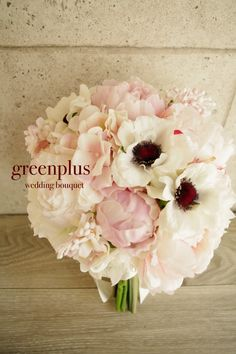 greenplus bouquet❤︎