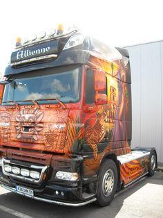 camions decores a dol de bretagne