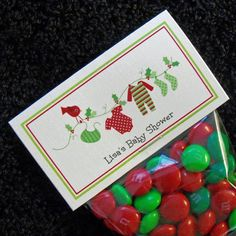 Party Favors For Baby Couples Shower | Christmas Baby Shower Ideas 2012   Baby  Showers