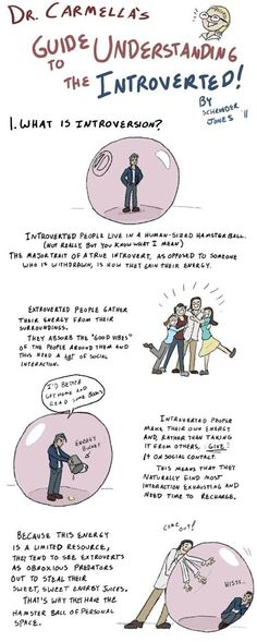 Guide to understanding the introverted.  Pinning this just for that last image.  So me.