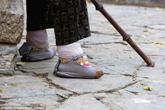Thanks to foot binding, an ancient practice dating back to the 13th century, Chinese women were thought to be more attractive and eligible to marry because of their dainty feet