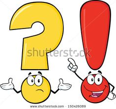 Find Question Mark Exclamation Mark Cartoon Characters stock images in HD and millions of other royalty-free stock photos, illustrations and vectors in the Shutterstock collection. Thousands of new, high-quality pictures added every day. Pictures Of Question Marks, Art Drawings For Kids, Art For Kids, Cartoon Pics, Cartoon Characters, Turtle Painted Rocks, Exclamation Mark, School Coloring Pages, Printable Pictures