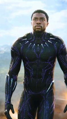 Marvel Black Panther 4k Status