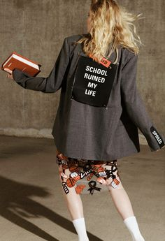'School ruined my life' - Hyein Seo Fall 2014