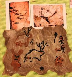 Prehistoric Art projects
