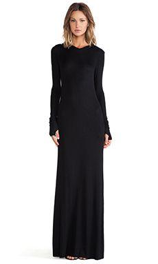 sen Romina Dress in Black
