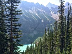 The Lake Agnes Tea House route is an enjoyable hike up to a charming lake with a lovely little tea house – the perfect spot to begin or end a long walk. Lake Agnes Tea House, Banff, Great View, Places To Travel, Travel Inspiration, Promotion, Writer, Bucket, Hiking