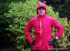 Chaqueta Trail Running: Salomon XT WP (260gr/160€/10k Impble /10k Transpble ) Análisis y prueba 100k trail por Mayayo.