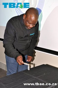 Barclay's Life Botswana Minute To Win It and Cooperation Outcome Based team building Rustenburg...
