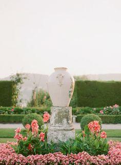 Villa Ephrussi wedding, South of France Dress: Sassi Holford  Photographer: Greg Finck Wedding Planner: Lavender & Rose Weddings #luxurywedding #bespokewedding #frenchweddingstyle