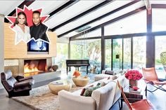Chrissy Teigen & John Legend - Celebrity Homes - Photos