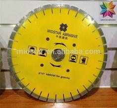 Wet Cutting Disc D. Diamant D-350 3.2x8 Eje 25.4 Gto
