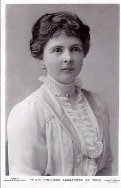 Princess Alice of Albany , Countess of Athlone