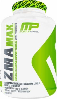 Muscle Pharm ZMA Supplements