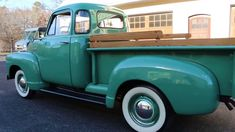 1951 Chevrolet 3100 5 Window Pick Up Truck For Sale~Straight 6~3 On The ...