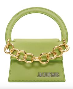 Jacquemus for Women Collection Jacquemus Bag, Best Handbags, Women's Handbags, Madrid, Beautiful Handbags, Mode Vintage, Cute Bags, Leather Pouch, Luxury Bags