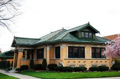 stunning corner Chicago bungalow