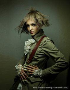 Yuto Kaminazuki is Japanese Hair Designer see more info @ http://kaminazuki.com