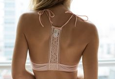(Saree Racerback Bra - La Perla) Picked up this style and a few others from the La Perla outlet...