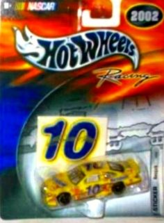 Hot Wheels Racing 2002 Nascar Scott Riggs #10 Diecast Free Shipping Hot Wheels & Winners Circle DieCast ♥ https://www.ebluejay.com/Ads/item/1668260
