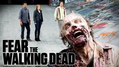 """Official Comic-Con """"Fear The Walking Dead"""" Trailer Walking Dead Trailer, The Walking Dead Finale, Walking Dead Images, Walking Dead Tv Series, Walking Dead Season, Fear The Walking Dead, Top 10 Tv Series, Walking Dead Nails, Tv A Cabo"""