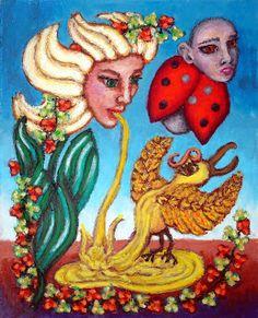 Schizophrenia And Art: 2016