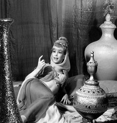 Barbara Eden from I Dream Of Jeannie (c.1965)