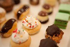 Desserts at Westminster weddings