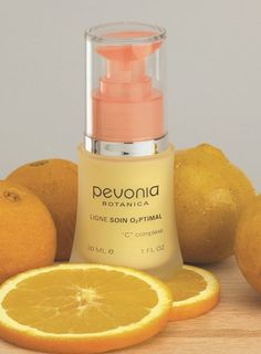 Vitamin C reduces appearance of wrinkles,smoothes the skin,increases elasticity and gives your skin a healthy,radiant glow.Eat foods rich in Vit C and for your skin,massage with Pevonia's C Complexe (AUD) $175