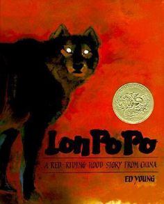 Winner of the 1990 Caldecott Medal. Three sisters staying home alone are endangered by a hungry wolf who is disguised as their grandmother.