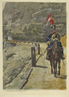 Lancier-Gendarme (1813)
