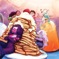 Desayuno juntos