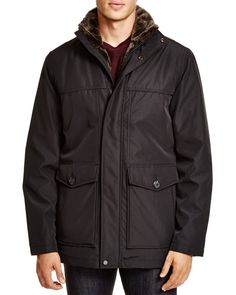 Marc New York Clinton City Rain Jacket