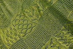 Ravelry: Waldwiese - Woodglade pattern by Dagmar Lutz