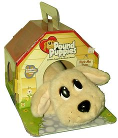 "Pound Puppies: The much coveted dogs that came about long before ""designer dogs."""