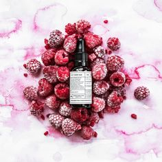 This raspberry seed oil is something special Black Tea Leaves, Raspberry Seed Oil, Irish Cottage, Bride And Groom Gifts, Gift List, Bud Vases, Organic Skin Care, Pomegranate, Herbalism