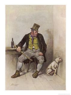 joseph-clayton-clarke-oliver-twist-bill-sykes-sits-at-a-table-with-a-bottle-of-booze.jpg 366×488 pixels