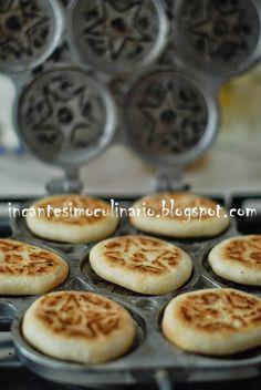 Incantesimo culinario: Tigelle Modenesi: Ricetta Infallibile!!!