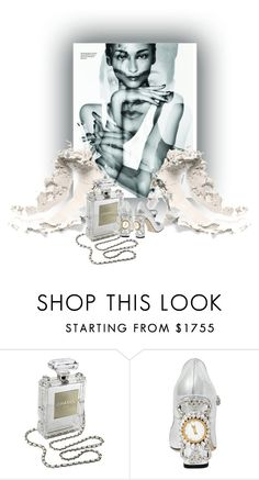 """""""...................."""" by ludmila-petrova ❤ liked on Polyvore featuring Chanel and Dolce&Gabbana"""