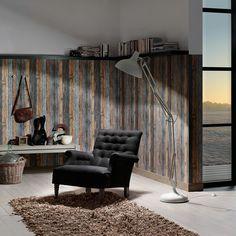 konfigurierbares motiv; livingwalls fototapete 470282 #industrial ... - Wohnzimmer Industrial Style