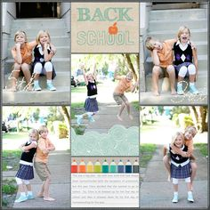 Project Life 2010:  Back to School