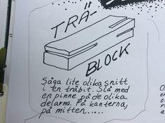 Träblock