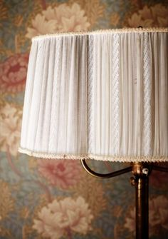 """This classic lamp is from our feature """"Floral Affair"""""""