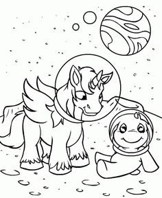 Neopets Brightvale Coloring Pages 9