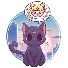 ✨ Luna and Usagi ✨ t