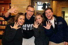 One of the happiest days at Concordia College: COBBER RINGS ARE HERE! #cordmn